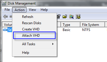 Reduce a Sysprep image of a Windows 8 install from a VHD (Virtual Hard-Drive) Diskmg11