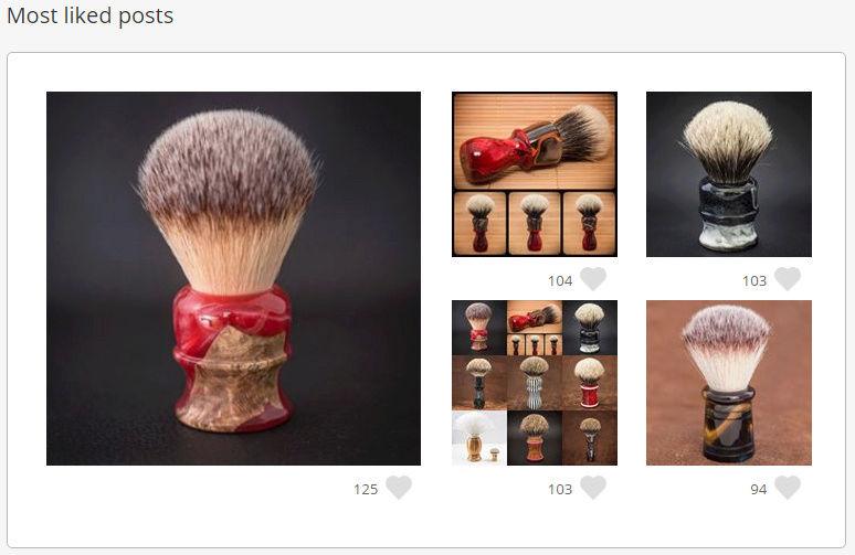 Suggestions de blaireau en poils < 100€ - Page 2 Captur10