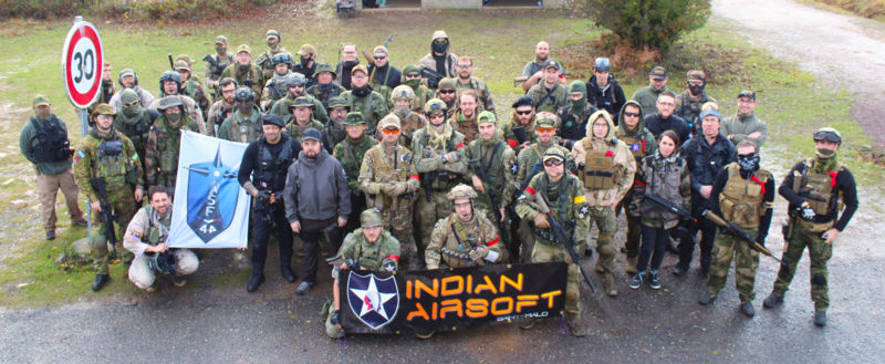 Indian's Vitrine Groupe11