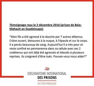 [Partenariat-OIP] Breves de prisons : la réalité. - Page 3 Baie10