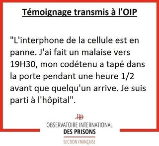 [Partenariat-OIP] Breves de prisons : la réalité. - Page 4 Malais10