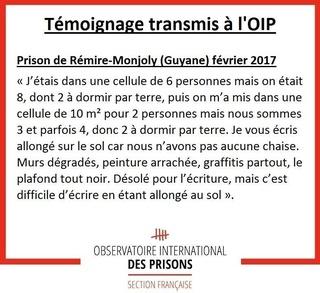 [Partenariat-OIP] Breves de prisons : la réalité. - Page 4 Remire12