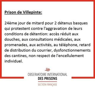 [Partenariat-OIP] Breves de prisons : la réalité. - Page 3 Villep11
