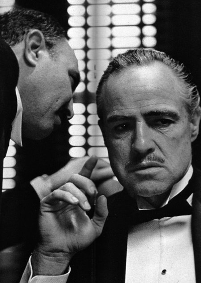 The Godfather - El Padrino Marlon10