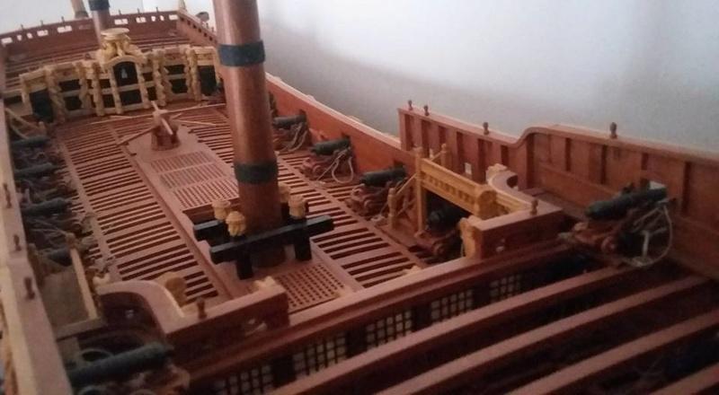 HMS PRINCE 1670 scala 1/60 72391_10