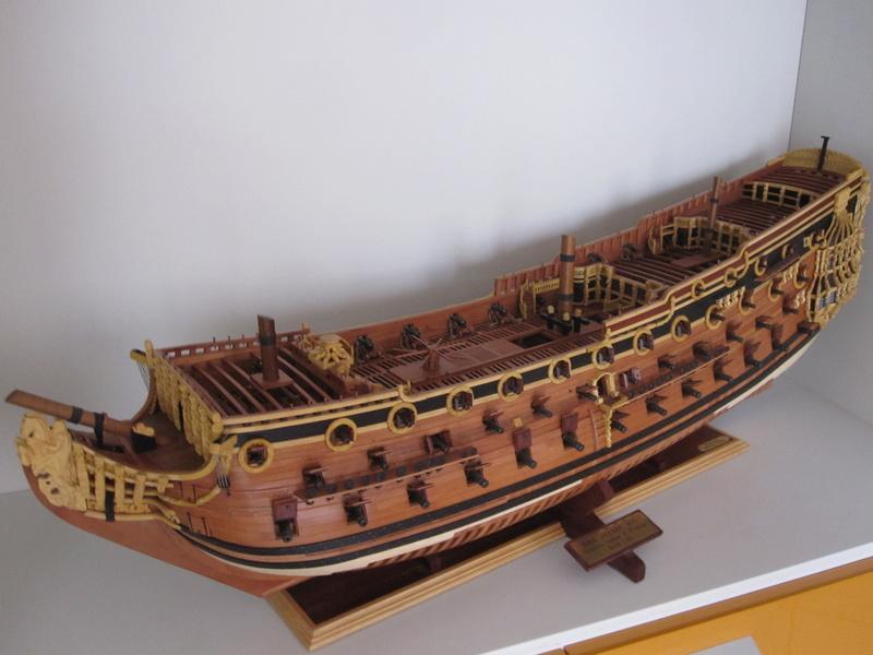HMS PRINCE 1670 scala 1/60 Img_1112