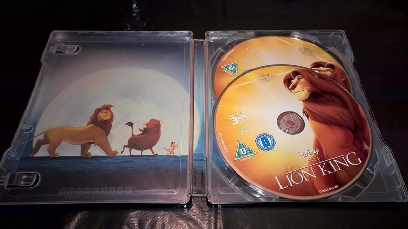 [Débats / BD] Les Blu-ray Disney en Steelbook 15776210