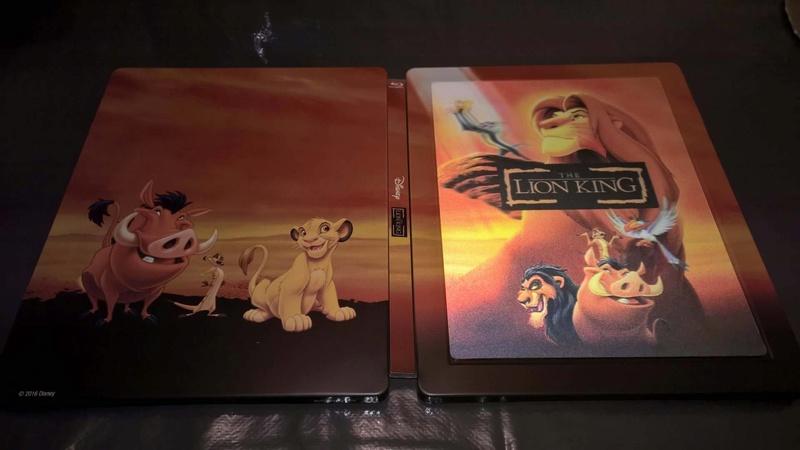 [Débats / BD] Les Blu-ray Disney en Steelbook 15776410