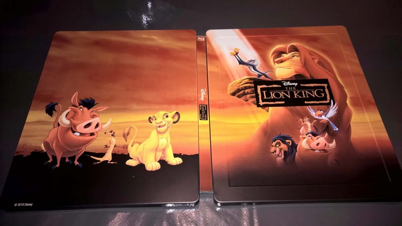 [Débats / BD] Les Blu-ray Disney en Steelbook 15778410