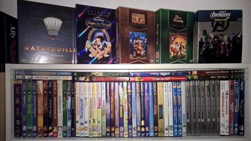 [Photos] Postez les photos de votre collection de DVD et Blu-ray Disney ! - Page 10 211