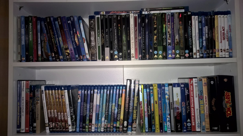 [Photos] Postez les photos de votre collection de DVD et Blu-ray Disney ! - Page 10 411
