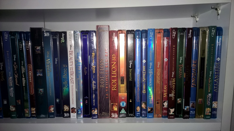 [Photos] Postez les photos de votre collection de DVD et Blu-ray Disney ! - Page 10 B10