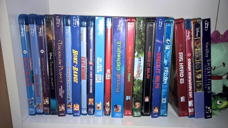 [Photos] Postez les photos de votre collection de DVD et Blu-ray Disney ! - Page 10 C10