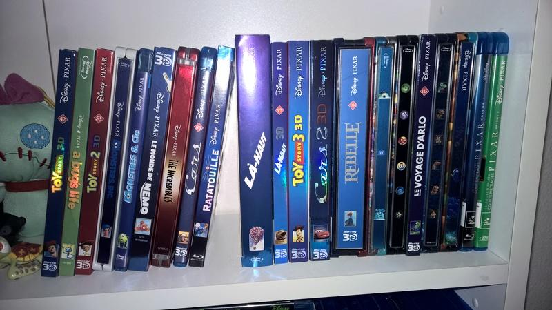 [Photos] Postez les photos de votre collection de DVD et Blu-ray Disney ! - Page 10 D10