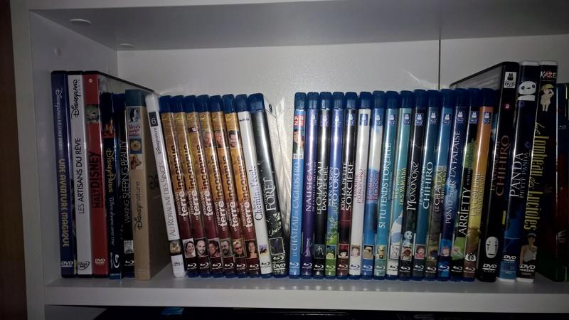 [Photos] Postez les photos de votre collection de DVD et Blu-ray Disney ! - Page 10 Z10