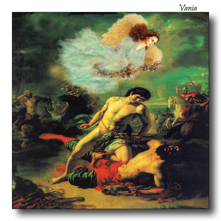 Grandi pittori rivisitati - Pagina 7 Vania10
