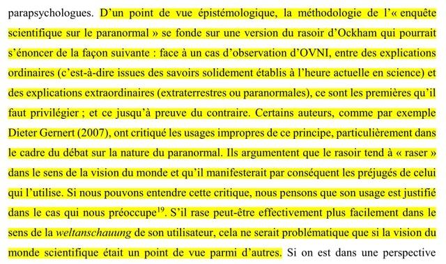 La thèse de doctorat de Jean-Michel Abrassart sur les ovnis: fadaises pseudo-sceptiques et bêtises anti-scientifiques - Page 3 Fadais16