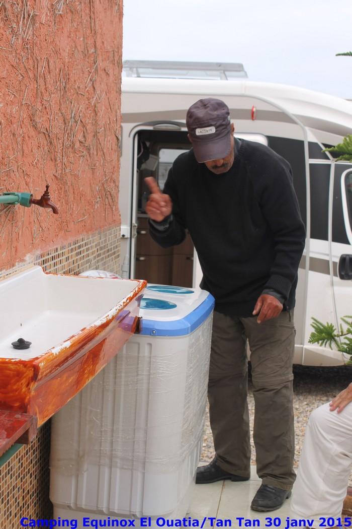 "[Maroc Camp/Dernières nouvelles] Inauguration aire de ""dépotage"" Camping Equinox à El Ouatia.. Img_8910"