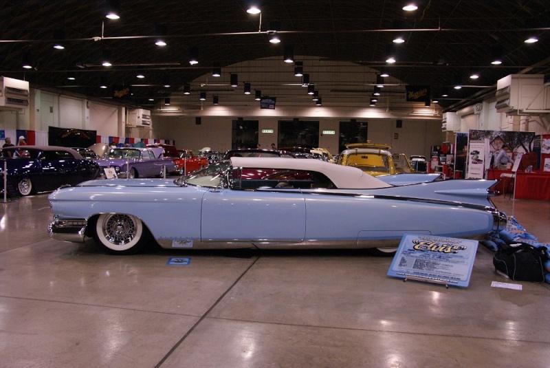 Cadillac 1959 - 1960 custom & mild custom 01281010