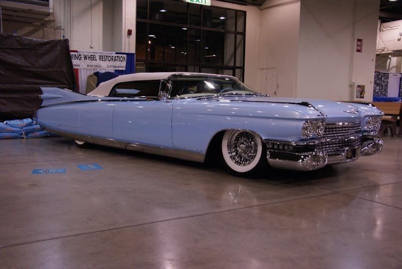Cadillac 1959 - 1960 custom & mild custom 01281012