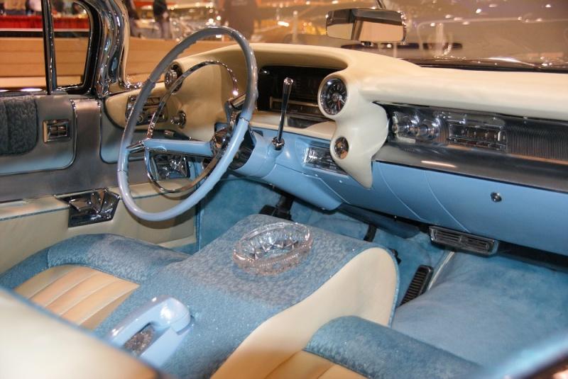 Cadillac 1959 - 1960 custom & mild custom 01281014