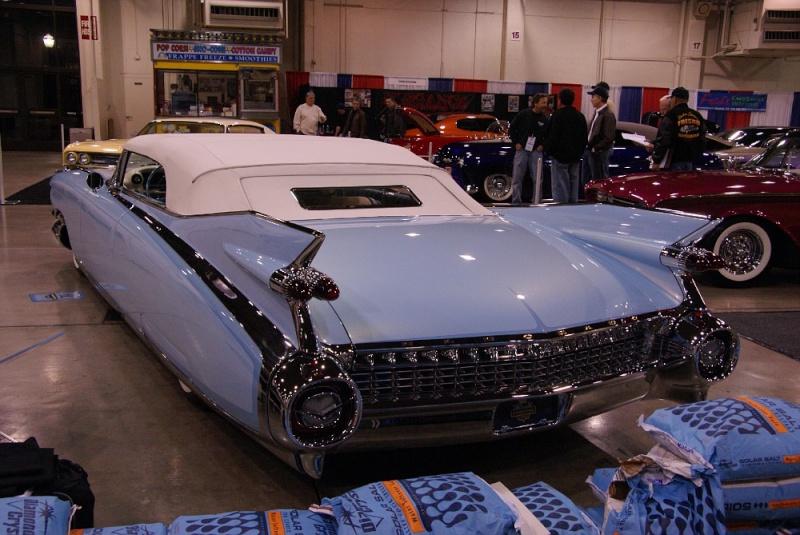 Cadillac 1959 - 1960 custom & mild custom 01281015