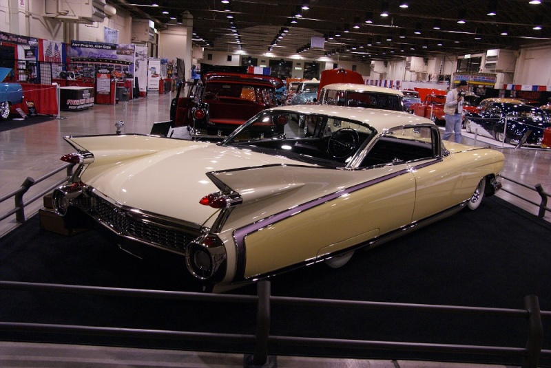 Cadillac 1959 - 1960 custom & mild custom 01281019