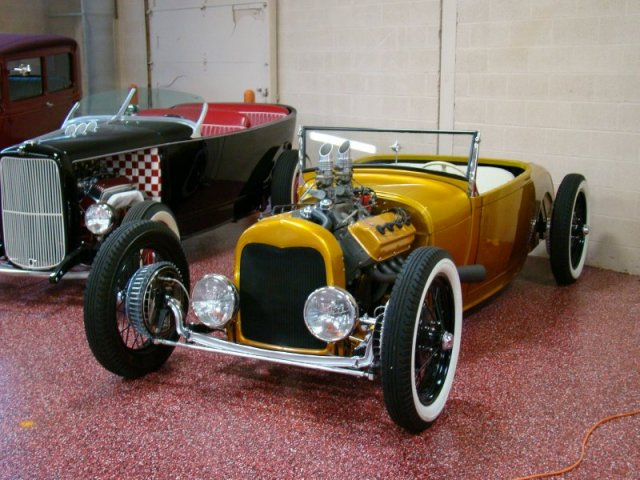 1928 - 29 Ford  hot rod - Page 2 0210