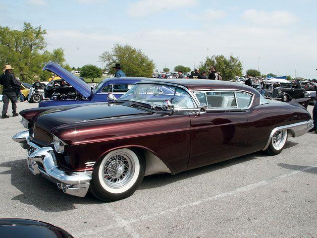 Cadillac 1957 & 1958  custom & mild custom 0809sr10