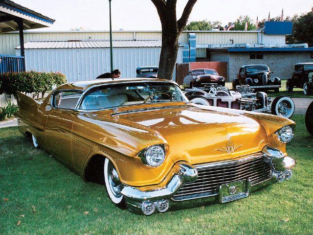 Cadillac 1957 & 1958  custom & mild custom 0810sr10