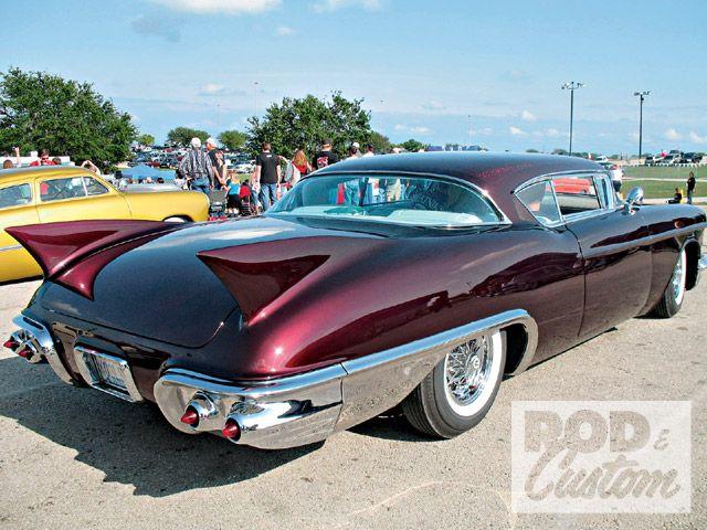 Cadillac 1957 & 1958  custom & mild custom 0909rc10