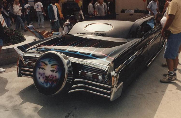 Lincoln 1958 - 1960 custom & mild custom 092-vi10