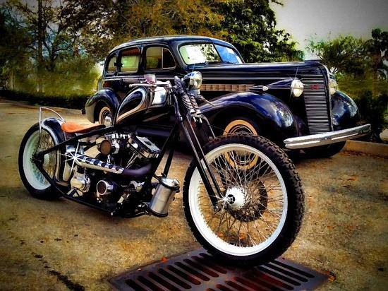 Bobbers & Bobbers choppers 10000710