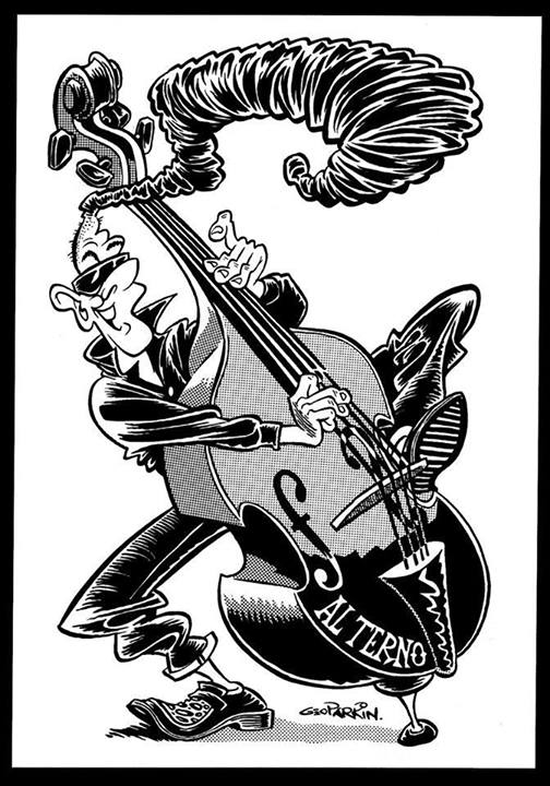 Illustrations rock 'n' roll - Rock 'n' roll illustration 10003912