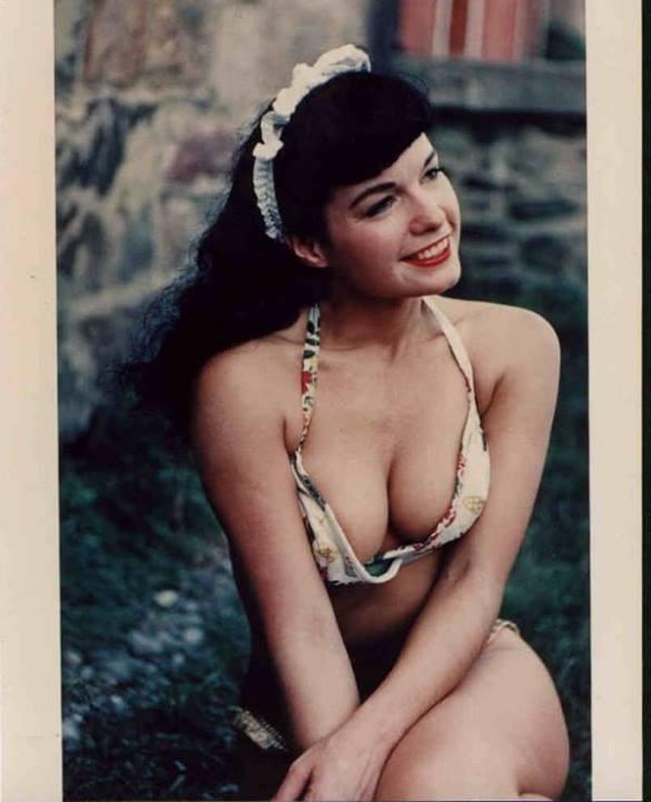 Betty Page 10015210