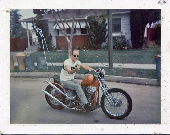 Photo Vintage -vintage pics - Chopper & Bobber - Page 2 10017610
