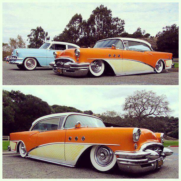 Buick 1955 - 57 custom & mild custom 10032810