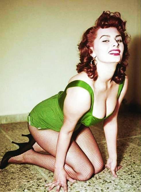 Sophia Loren 10038110
