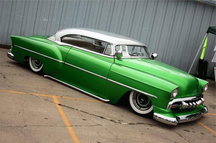 Chevy 1953 - 1954 custom & mild custom galerie - Page 5 10038910