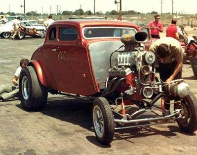 1933 - 1936 Willys gasser 10048810