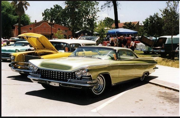 Buick 1959 - 1960 custom & mild custom 10050910