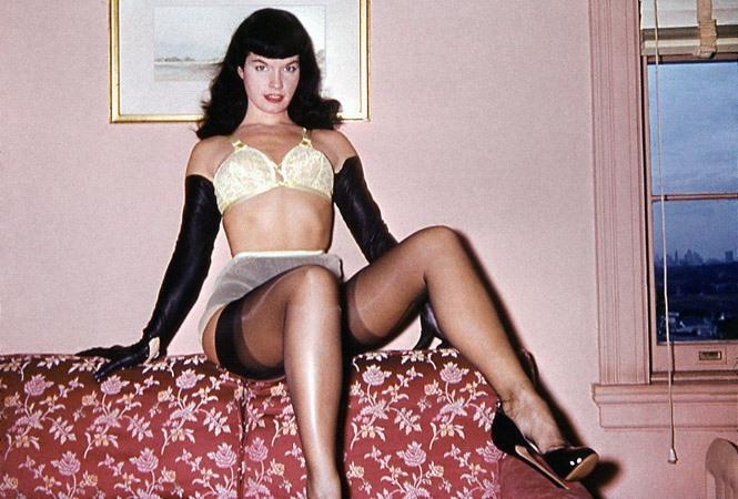 Betty Page 10062110