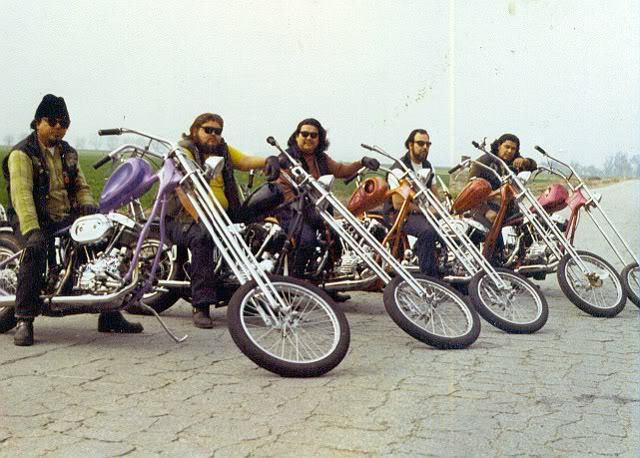 Photo Vintage -vintage pics - Chopper & Bobber - Page 2 10118410