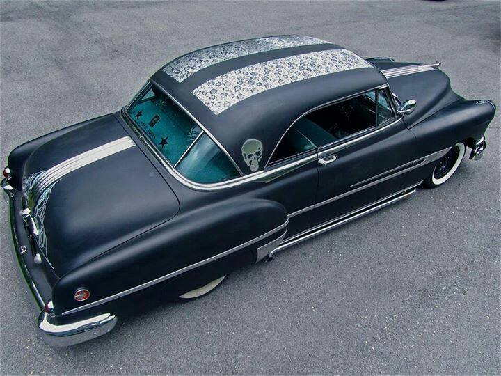 Pontiac 1949 - 54 custom & mild custom 10119310