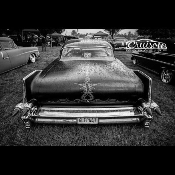 Cadillac 1957 & 1958  custom & mild custom 10131210
