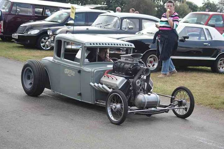 30's & 40's Ford gasser 10139611
