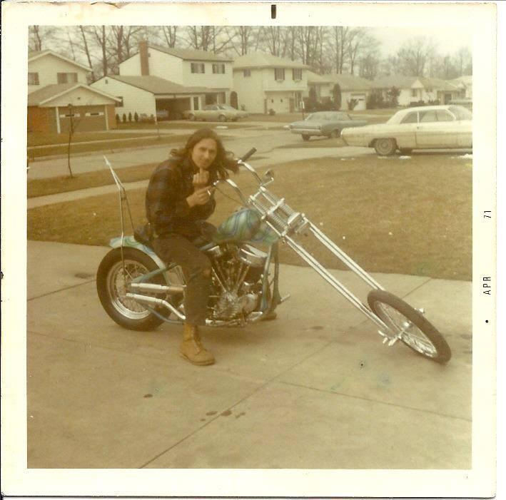 Photo Vintage -vintage pics - Chopper & Bobber - Page 2 10143310