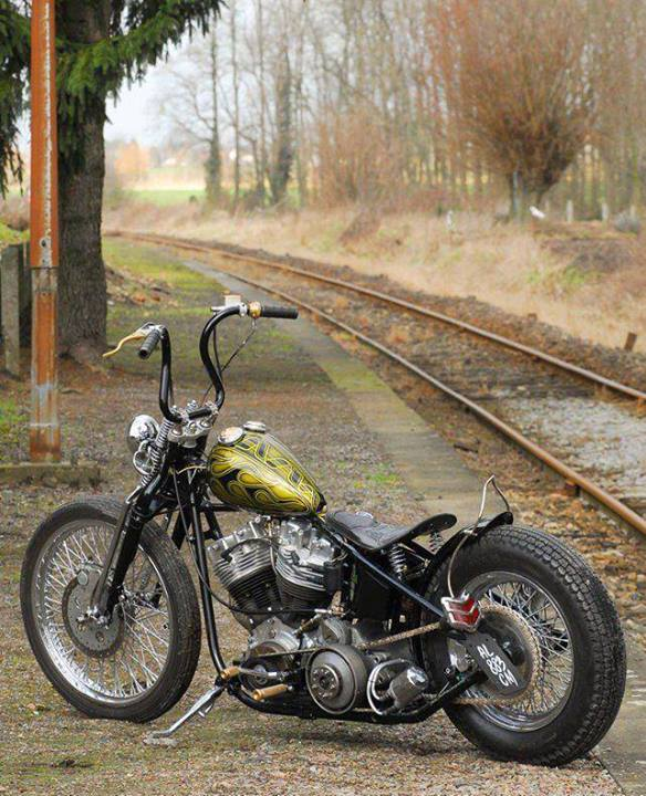 Bobbers & Bobbers choppers 10173610