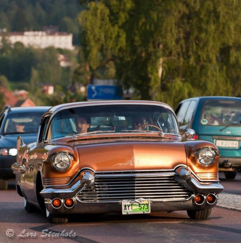 Cadillac 1957 & 1958  custom & mild custom 10438411