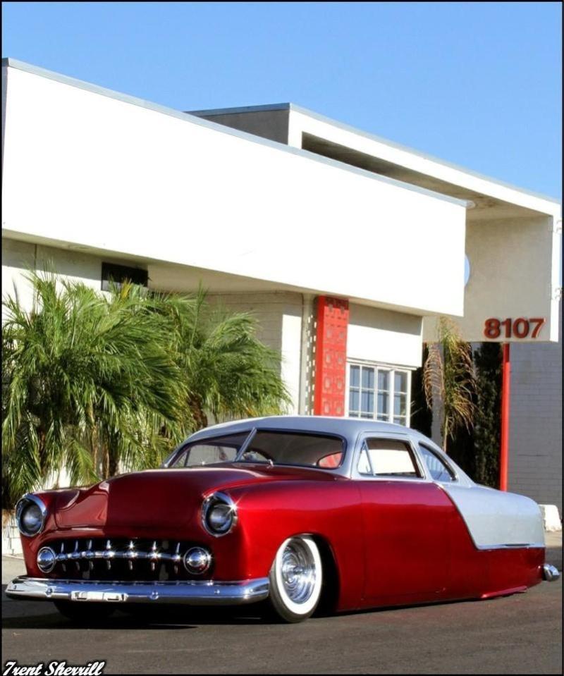 Ford 1949 - 50 - 51 (shoebox) custom & mild custom galerie - Page 4 10447410